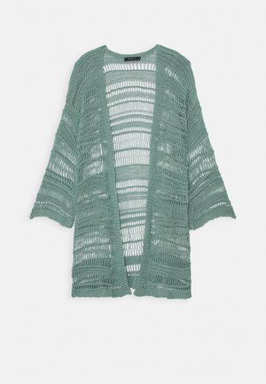 Strickjacke - mint