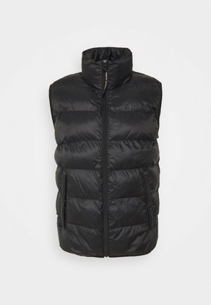 SORONA - Waistcoat - black