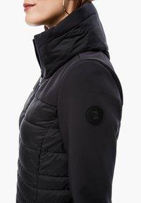 s.Oliver - Light jacket - black - 6