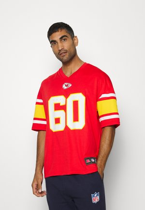 NFL KANSAS CITY CHIEFS FRANCHISE SUPPORTERS - Club wear - red