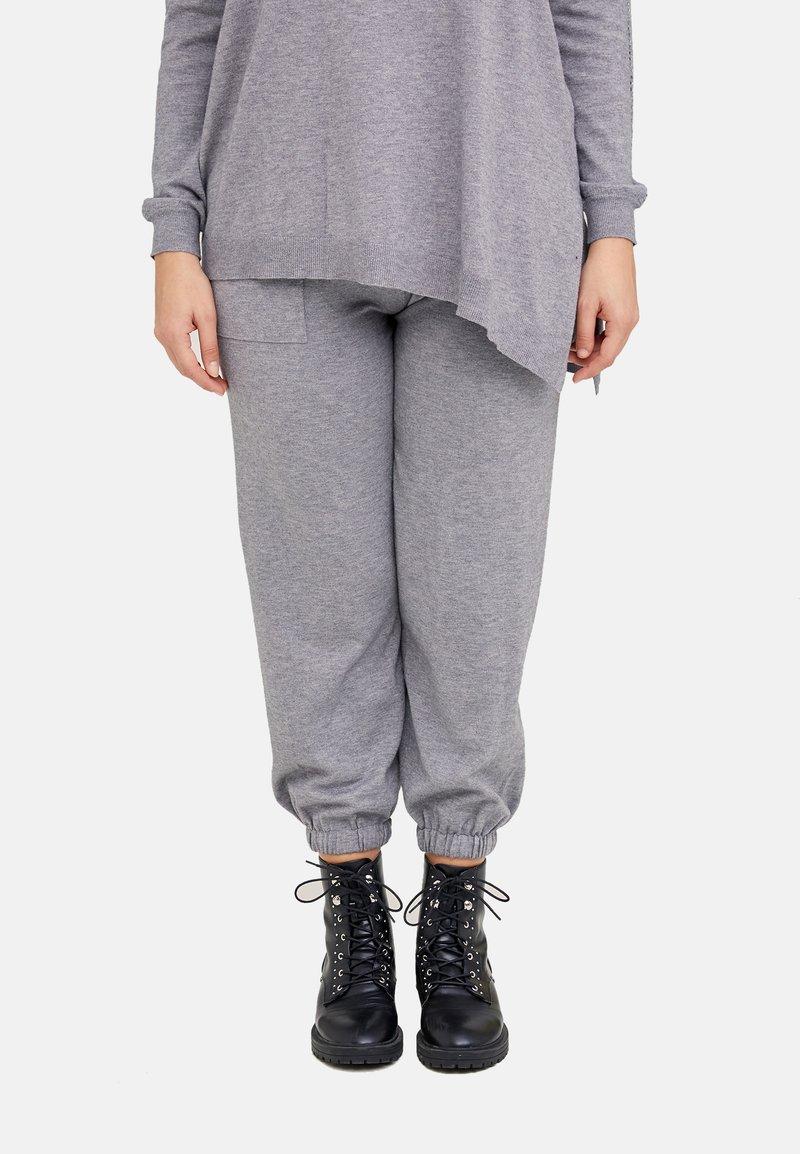 Fiorella Rubino - Tracksuit bottoms - grigio