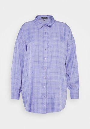 CHECK  - Paitapusero - blue/purple