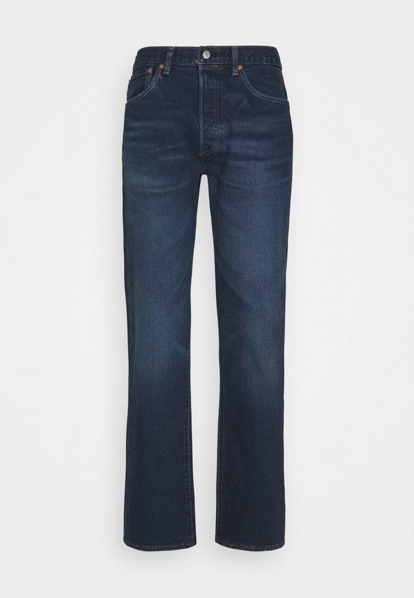 Levi's® 501® LEVI'S® ORIGINAL FIT UNISEX - Jeansy Straight Leg - miami sky/ciemnoniebieski Odzież Męska DAIK