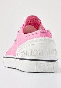British Knights - Trainers - neon pink - 4