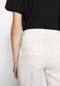 Benetton - Trousers - white - 3