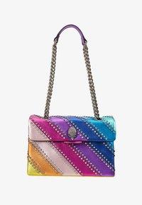 Kurt Geiger London - CRYSTAL KENSINGTON BAG - Across body bag - multi-coloured - 1