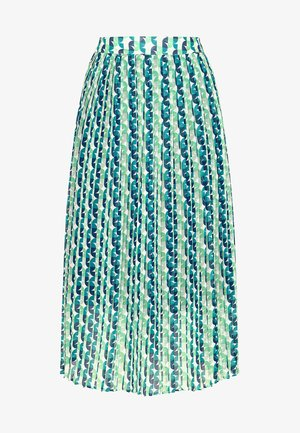 ALBA - A-lijn rok - blue