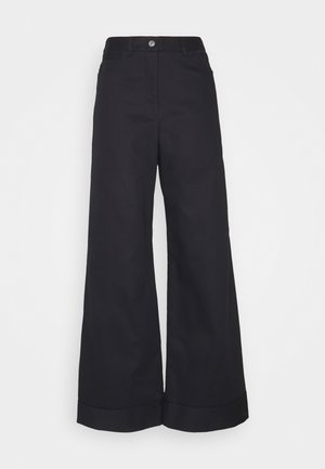 HARVEY - Pantaloni - navy