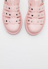 Koi Footwear - VEGAN RELAY - Mocasines - pink - 5