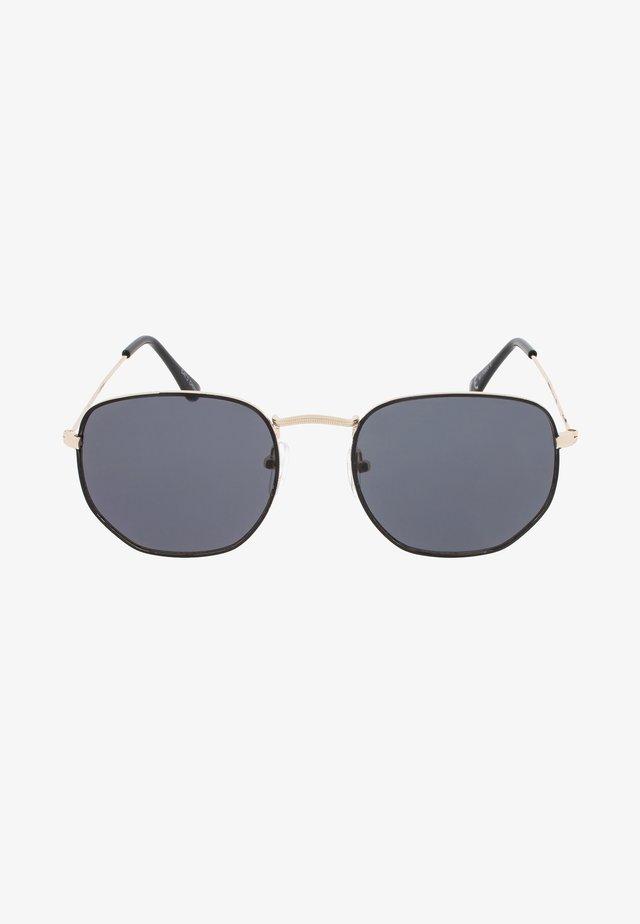 AUGUST - Okulary przeciwsłoneczne - black