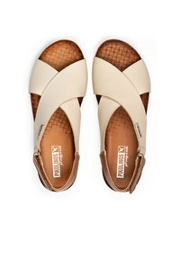 Pikolinos - Wedge sandals - marfil - 3