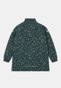 TINYCOTTONS - UNISEX - Winter coat - dark green/off-white - 2