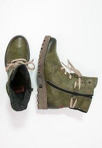 Rieker - Zimní obuv - leaf/magano - 2