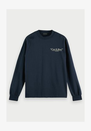 ARTWORK  - T-shirt à manches longues - night