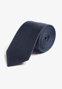 WE Fashion - Kravata - blue - 0