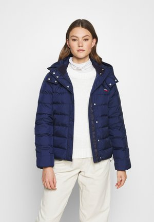 CORE PUFFER - Down jacket - sea captain blue