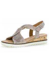 Gabor - Sandals - beige - 1