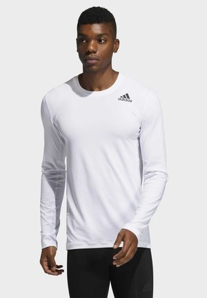 TF LS - Long sleeved top - white