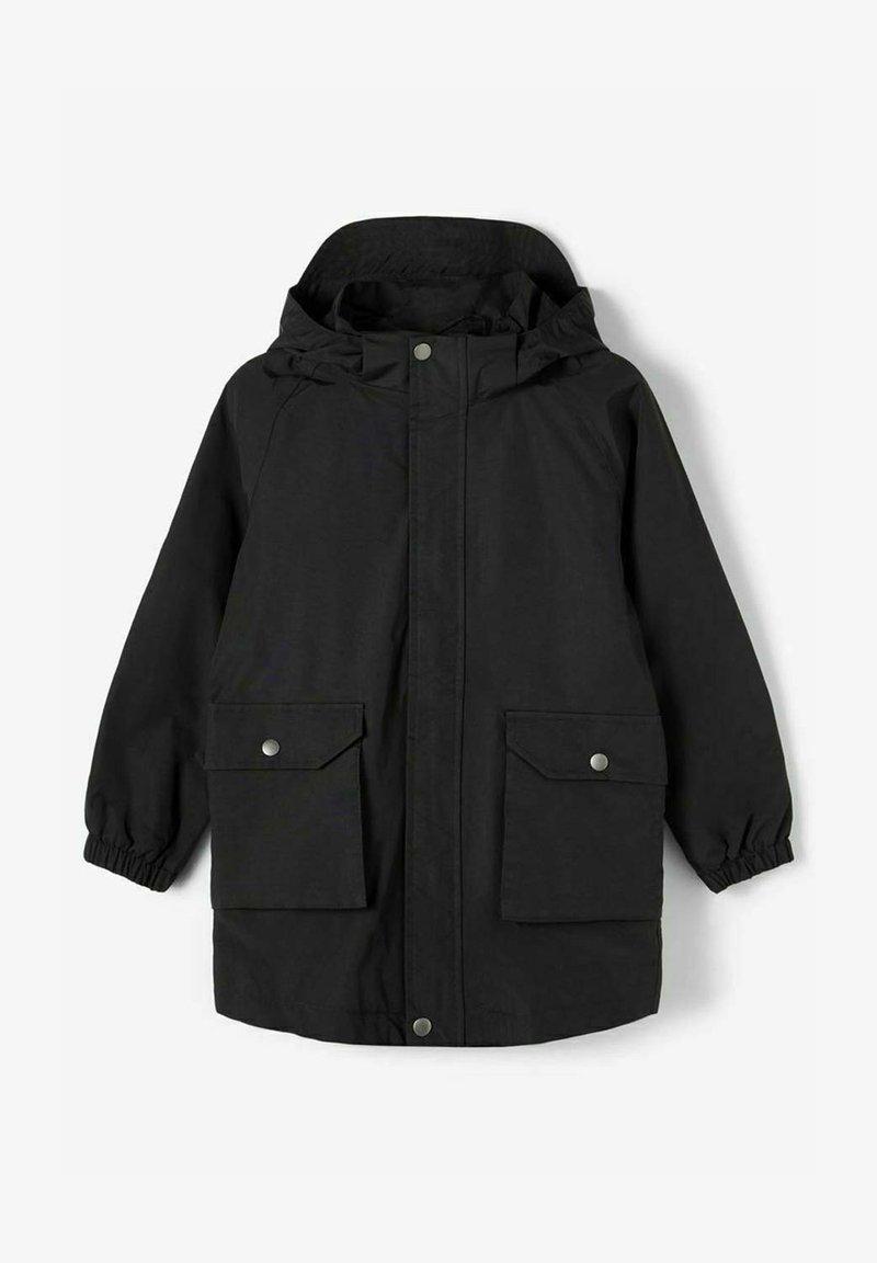Name it - Waterproof jacket - black