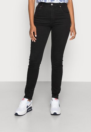 HIGH  - Jeans Skinny Fit - core black