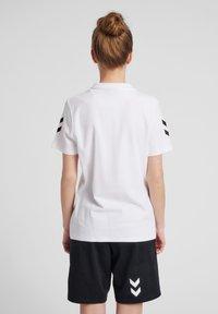 Hummel - Polo shirt - white - 2