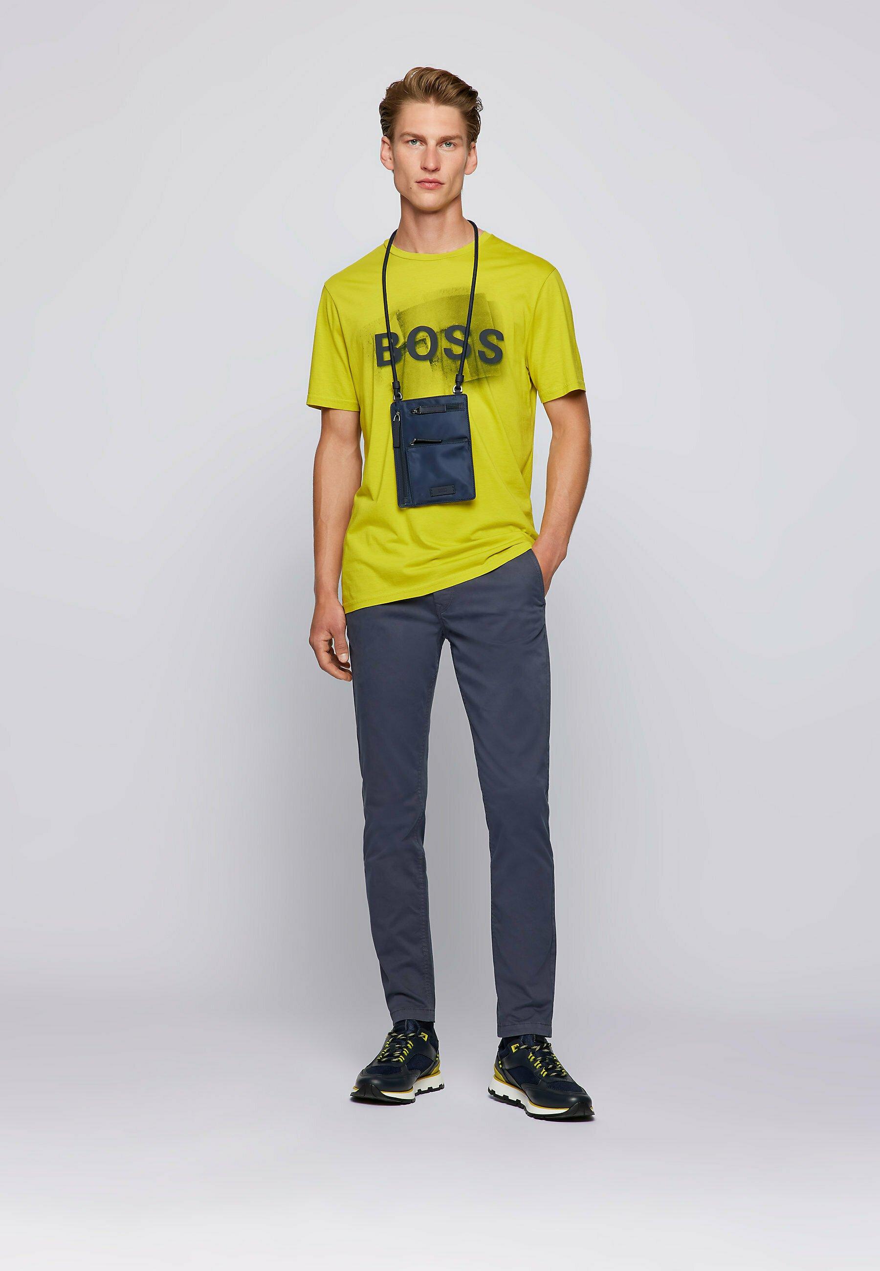 Men TLOGO - Print T-shirt
