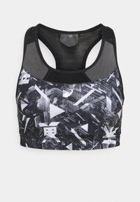 ASICS - FUTURE TOKYO BRA - Sports bra - black/white - 0