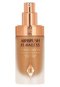 Charlotte Tilbury - AIRBRUSH FLAWLESS FOUNDATION - Foundation - 12.5 warm - 1