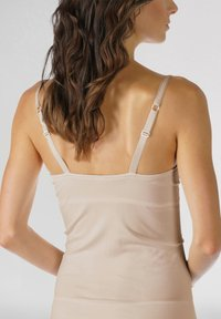 mey - BH HEMD SERIE JOAN - Undershirt - cream tan - 2