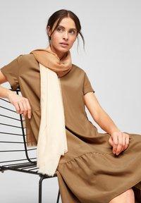 s.Oliver BLACK LABEL - Day dress - brown - 5