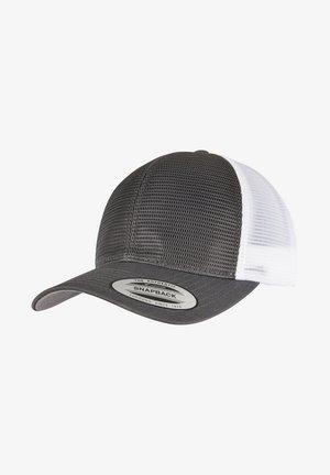 OMNIMESH TONE - Cap - charcoal/white
