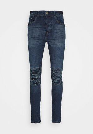 LIFT - Skinny džíny - dark blue
