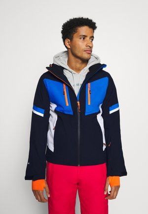 FLATWOODS - Ski jacket - dark blue