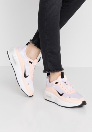 Sneaker low - light violet/black/crimson tint/white