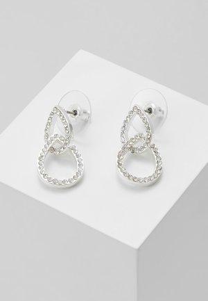 CIEL SHORT EAR - Ohrringe - clear