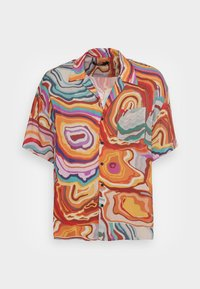 Jaded London - ABSTRACT 70S REVERE SHIRT - Skjorta - multi - 3