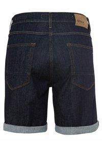 BRAX - STYLE CHRIS B - Denim shorts - raw blue - 6