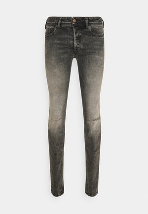 SLEENKER - Jeans slim fit - grey denim