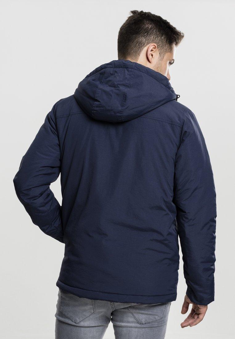 Urban Classics Hommes Veste Padded Pull over veste d/'hiver Jacket S M L XL XXL