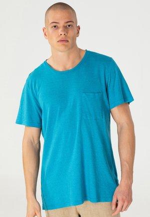 T-shirt basic - lucid aqua