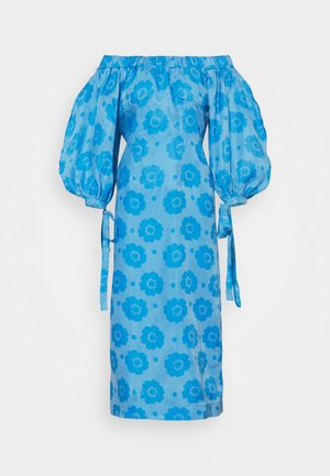 ELLIS DRESS - Vapaa-ajan mekko - blue