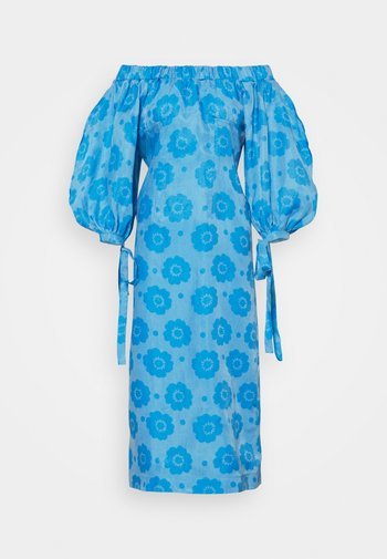 ELLIS DRESS - Day dress - blue