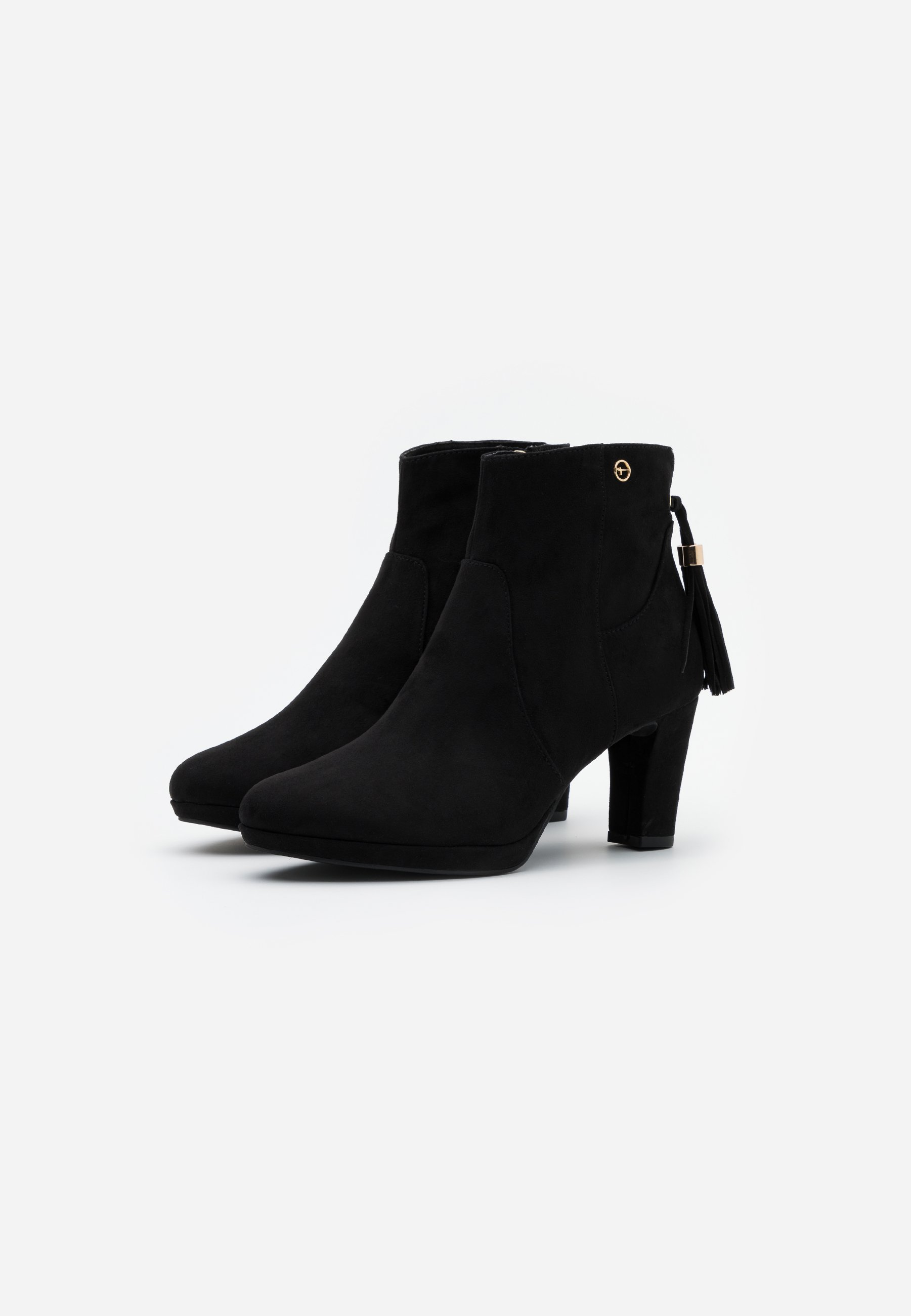 Tamaris Ankle Boot - Black/schwarz