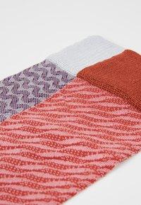 Hysteria by Happy Socks - LUCIA MID HIGH 2 PACK  - Socks - multi - 2