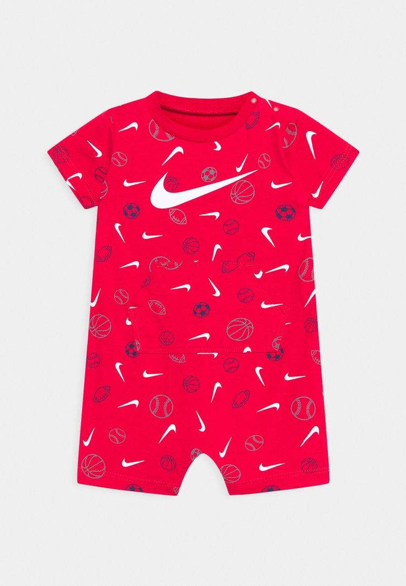 Nike Sportswear - PRINTED ROMPER UNISEX - Overal - university red