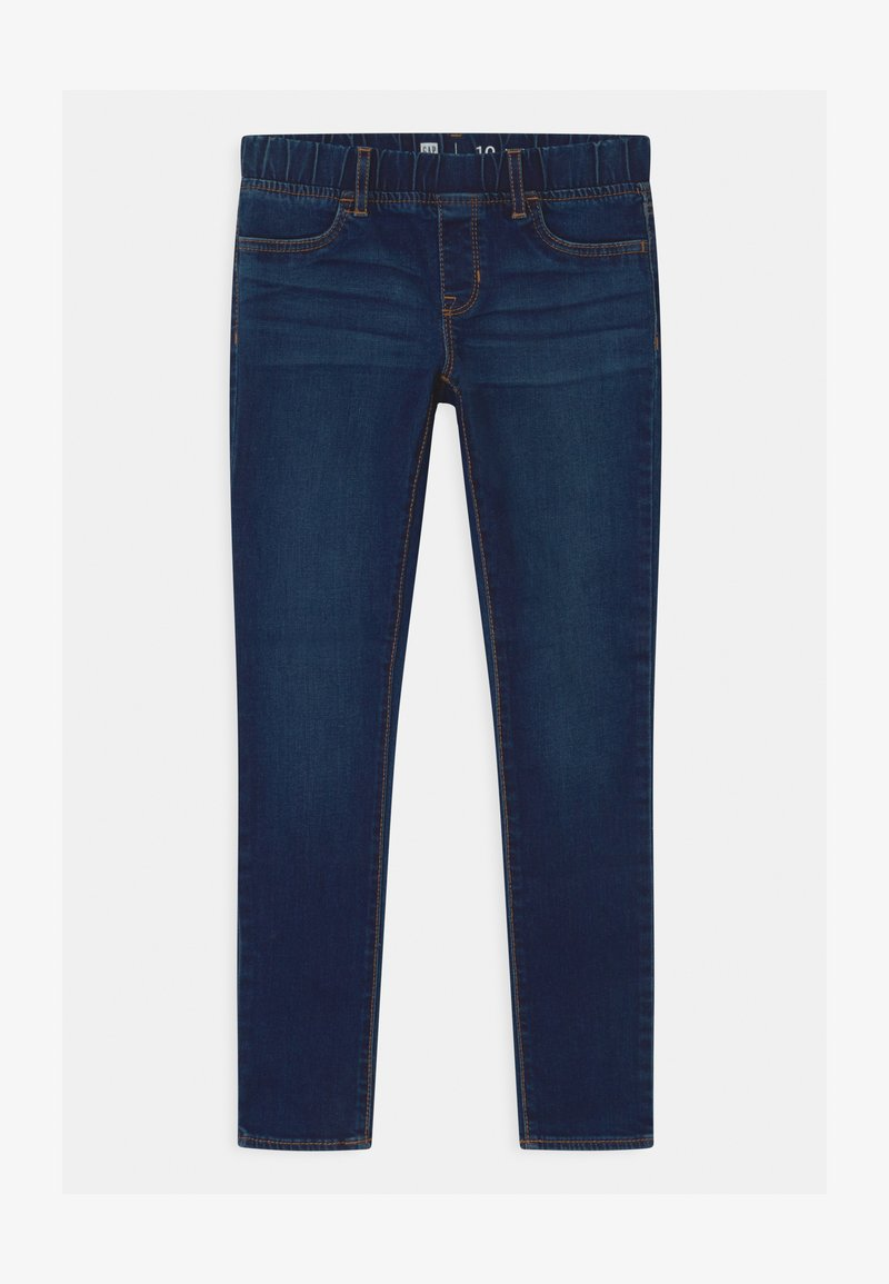 GAP - GIRLS - Jeans Skinny Fit - dark indigo