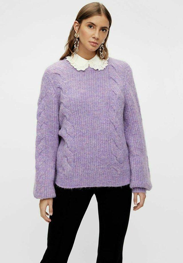 Jersey de punto - lavendula