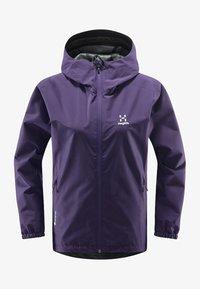 Haglöfs - BETULA GTX JACKET - Hardshell jacket - purple rain - 5