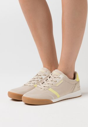 ZINGER  - Zapatillas - natural/yellow