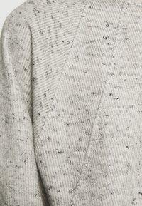 American Vintage - ZUPY - Jumper - gris chine - 5